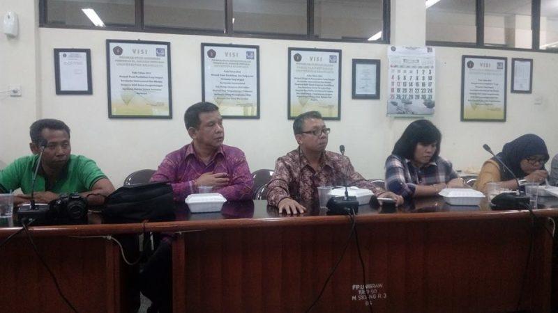 Beras Analog Bebilar Prof.Dr.Posman Sibuea (Dosen Teknologi Hasil Pertanian UNIKA Santo Thomas SU)